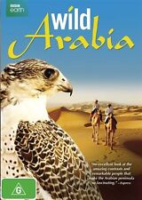 Wild Arabia (DVD, 2014) bbc (D171)