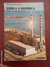 FISICA Y QUIMICA - TERCER CURSO DE BACHILLERATO - AGUSTIN PEREZ BOTELLA (C1)