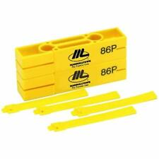 86P Plastic Line Blocks And Twigs (2 Pair 4 Twigs/Set) - Masonry Brushes Hand