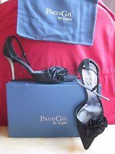 """""""Paco Gil"""" Damen Abend Schuhe. Pumps Gr. 37 NP 149,00€ Peep Toe"""