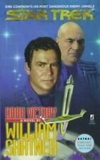 Dark Victory (Star Trek), William Shatner, Good Condition, Book