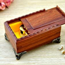 CLASSICAL RED SANDALWOOD MUSIC BOX : CANON IN D