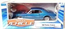 1:24 Welly 1967 PONTIAC FIREBIRD Diecast Replica Vehicle Model Car