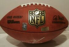 Drew Brees Signed New Orleans Saints Official NFL Game Ball Brees & Radtke COA
