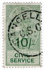 (I.B) QV Revenue : Civil Service 10/-
