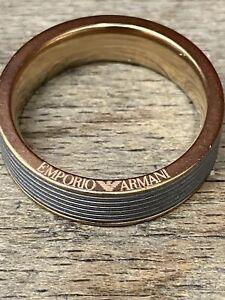 Emporio Armani Ring 20mm