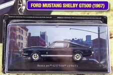 DEAGOSTINI COLLECTION AMERICAN CARS 1° USCITA - FORD MUSTANG SHELBY GT500 1:43