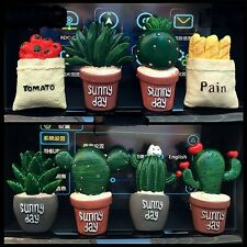Auto Car Vehicle Clip-On Air Vent Outlet Air Freshener Cactus Perfume Diffuser