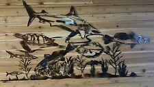 5 Foot Fishing Scene -Hand Made in Waco Texas. CNC Wall Art Decor