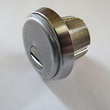 Mul T LOCK  MT5+ Mortise Cylinder- 1-1/8 Inch  3 KEYS nickel satin chrome