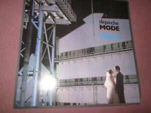 Depeche Mode 1984 Some Great Reward 12x12 Promo Cover Flat Poster Martin Gore