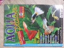 $$ Revue Aqua plaisir N°31 Guppy  Xenotoca eiseni  Poissons-limes  Hormones Thai
