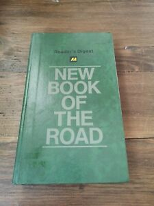 Reader's Digest AA New Book Of The Road (Hardback,1980)