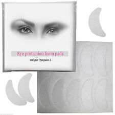Protection Foam paper Pads For Eyelash Tinting with Refectocil type tint Dye