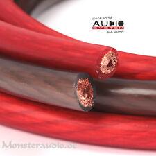 Audio System OFC Powerkabel 35mm² Kupferkabel Auto PKW Stromkabel 35qmm Kupfer