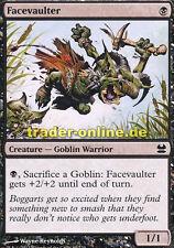 4x Facevaulter (Fratzenspringer) Modern Masters Magic