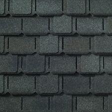 Overstock GAF Camelot Liftetime Roofing Shingles - Majestic Navy, 7 bundles