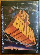MONTY PYTHON LIFE OF BRIAN CRITERION COLLECTION NTSC USA REGION 1 CODED DVD