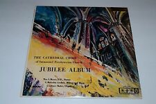 The Cathedral Choir~Jubilee Album~Clarence Mader~Location Recording Service