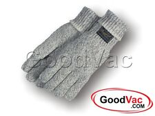 Majestic 3425 Wool 1 ply Work Glove Thin Therma Liner Warm Yarn Size LARGE