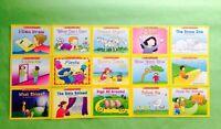 Level A PreK Kindergarten First Grade Learn to Read Childrens Kids Books Lot 15