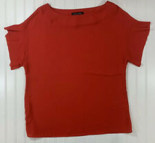 Banana Republic Size Small Womens Red Blouse