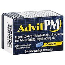 Advil PM 200 mg Coated Caplets - 20 Caplets