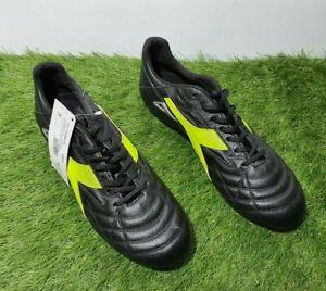Diadora Match Winner MD PU Roberto Baggio Italy Oldschool Boots Kangaroo Leather