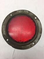 Vintage Stimsonite Reflector Safety Device Red