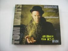 TOM WAITS - GLITTER AND DOOM LIVE - 2CD LIKE NEW CONDITION 2009