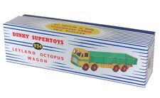 DINKY Reproduction Box 934 Leyland Octopus Wagon