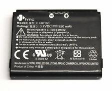 HTC KII0160 Li-Ion Cellphone Battery 3.7VDC 920mAh for Z710E G14 XE Z715E G18