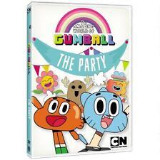 Cartoon Network: Amazing World of Gumball, The: Volume 3 - DVD CARTOON NETWORK