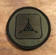 """Triple Aught Design Logo Patch""  (TAD Gear-DEVGRU-USA-CAG-ST6)"