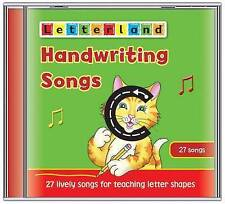 Handwriting Songs (Letterland),Corbett, Dave, Wendon, Lyn,Excellent Book mon0000