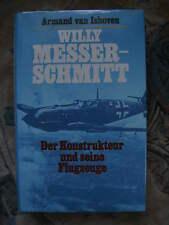 Willy Messerschmitt Armand van Ishoven Luftwaffe Zweiter Weltkrieg