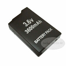 3600mAh 3.6V Rechargeable Battery Pack Replacement for Sony PSP 1000 Console