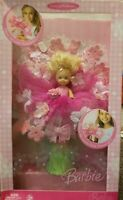 Barbie Every Girls Dream Wedding KELLY FLOWER GIRL & BOUQUET L0027 2006 NRFB