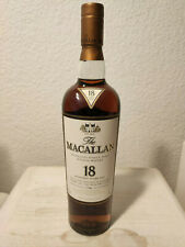 Macallan Whisky 1990 18 Years Sherry Oak 0,7 l bottled