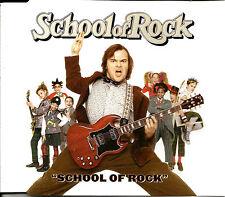 Tenacious D JACK BLACK School Rock & NO VACANCY UK CD Single 2004 USA Seller