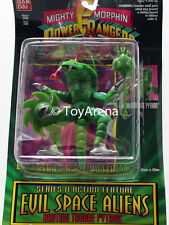 Mighty Morphin Power Rangers Series II Evil Space Aliens Darting Tounge Pythor