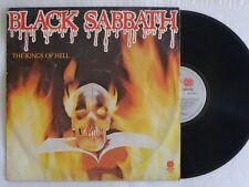 "BLACK SABBATH THE KINGS OF HELL LP 12"" VINYL BRAZIL ONLY RARE 1984 Ozzy Osbourne"