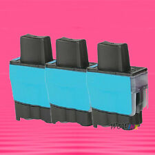3P LC 41 C CYAN INK CARTIRDGE FOR BROTHER 1840C 2440C