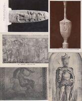ARCHEOLOGY ART 83  Vintage Postcards pre-1940