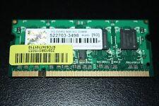 TRANSCEND 1GB JM800QSU-1G 800MHz DDR2 200-pin SO-DIMM (EUC)