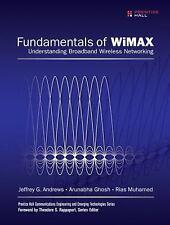 Fundamentals of WiMAX: Understanding Broadband Wireless Networking-ExLibrary