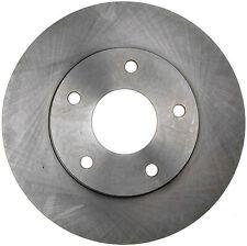 Disc Brake Rotor-Non-Coated Front ACDelco Advantage 18A862A