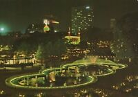 Denmark Postcard - Copenhagen - Tivoli By Night   RR9188