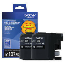 Brother MFC-4610DW Black Original Ink Extra High Yield (2x 1,200 Yield)