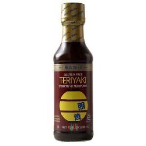 San J Gluten Free Teriyaki Sauce